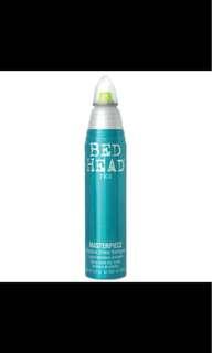 Brand New TIGI Bed Head Masterpiece Hairspray