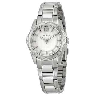 U0234L1 - Guess Quartz Silver Dial Stainless Steel Women's Watch