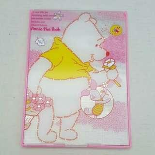 FREE NM📬Brand New Winnie The Pooh Bear Makeup Mirror (Pink)