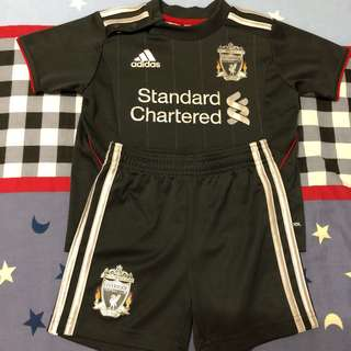 Authentic Liverpool Jersey