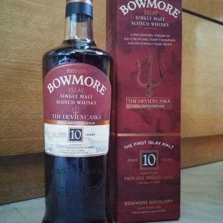 [絕版]Bowmore Devil Cask Batch 1