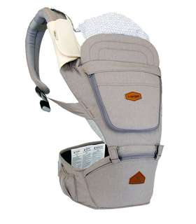 Baby carrier - check mocha