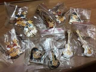 Hard Rock Cafe pin/別針