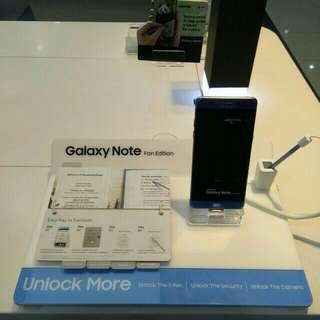 Samsung Galaxy Note FE promo cicilan 9 bulan dengan bunga 0.99%