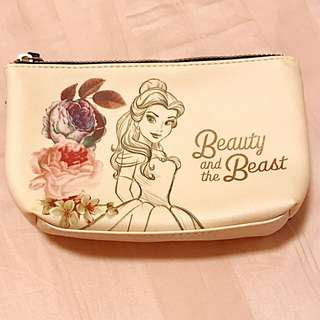 Cosmetic Pouch (beauty and the beast)