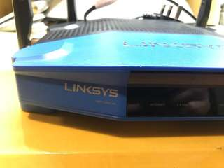 Linksys WRT1900AC WiFi Router