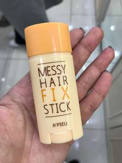 Messy Hair Fix Stick