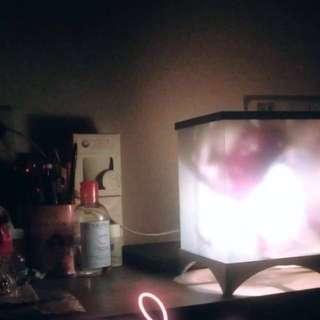 Lampu tidur tumblr