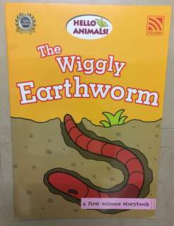 Big Book - The Wiggly Earthworm