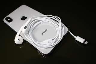 EARPODS Lightning Connector 'iPhone X'