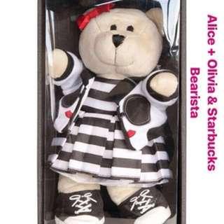Alice + Olivia & Starbucks® Bearista Bear
