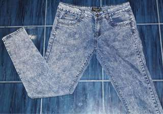 Reborn Denim Pants