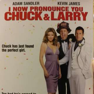 I Now Pronounce You Chuck & Larry (DVD)