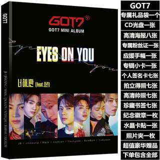 Got7 photobook set