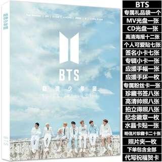 BTS Photobook set