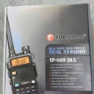 Ht toriphone dual band