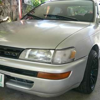 Sale or Swap Toyota Corolla gLi