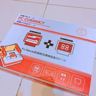 電視紅白機 FC COMPACT 酷孩 電視遊戲機