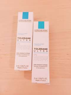 La Roche Posay 抗敏全效修護面霜 TOLERIANE ULTRA