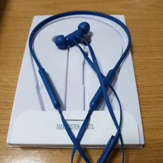 Beats X blue