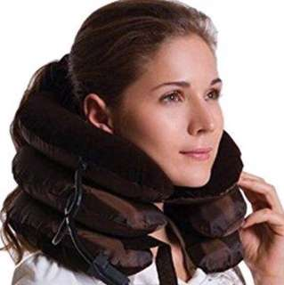 Inflatable Air Cervical Neck Traction Massager