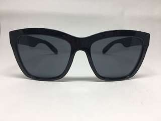 State of Wow Black Sunglasses