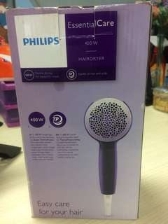 Philips Hairdryer purple