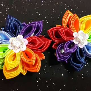 Hairclips - Handmade