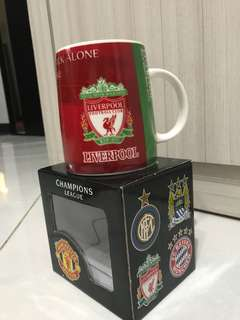 Mugs Liverpool brand new with box