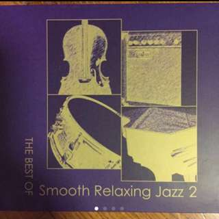 The Best Of Smooth Relaxing Jazz 2 ( 2 CD )