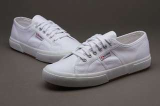 SUPERGA WHITE