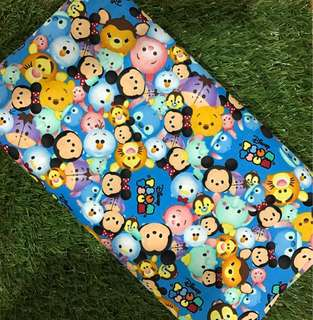 Tsum tsum beanie / pillow case / husk pillow / bolster case / pillow case