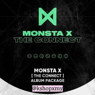 Monsta X 6th Mini Album - ' The Connect : DEJAVU '