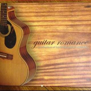 Guitar Romance - a collection of beautiful guitar serenades ( CD )
