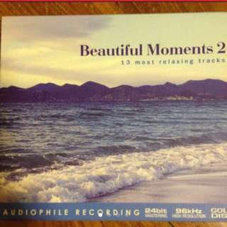 Beautiful Moments 2 - 13 most relaxing tracks ( CD )