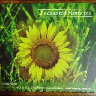 ( New Age ) Enchanted Moments ( CD )