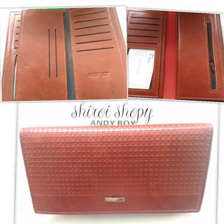 Dompet import pria andy boy