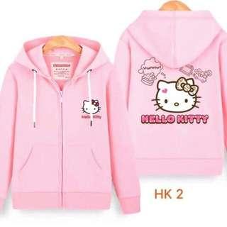 DX: Hello Kitty Jacket (Free size)