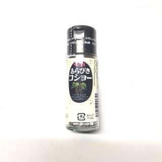 日本S&B粗粒黑胡椒粉