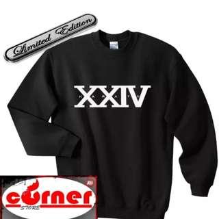 Sweater Bruno Mars 24k