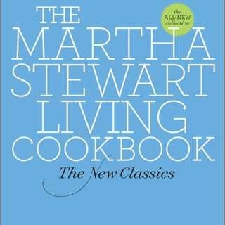 The Martha Stewart Living Cookbook - The New Classics