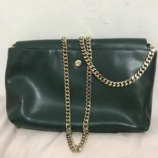 Zara Green Mini Bag