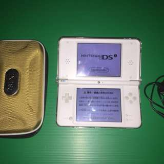 Nintendo DSI LL Japan version