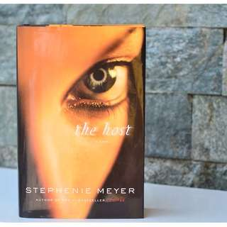 [Hardcover] The Host by Stephenie Meyer