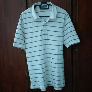 Giordano cotton collared tshirt #mcsfashion #UNDER90