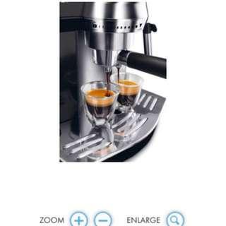 De'longhi Coffee Machine EC 820.B