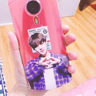 Wanna One Park Ji Hoon phone case
