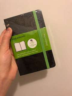 MOLESKINE Evernote Ruled Smart Notebook