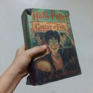 Harry Potter Hardbound Book