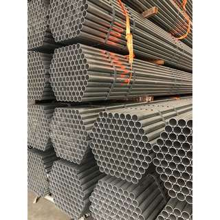 New Galvanized STK500 Tube Pipe 48.6 x 2.4mm x 6000mm Construction Scaffold
